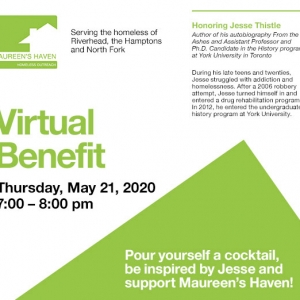 Jesse Thistle benefit